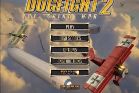 Играть в Dogfight 2