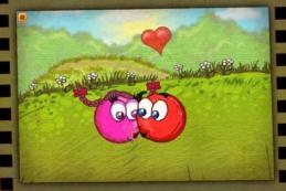 Красный шар 3: спасение любимой