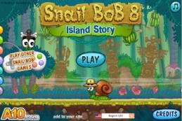 Улитка Боб 8: История на острове