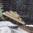 Зимняя операция на танке