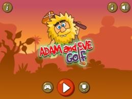 Адам и Ева: Гольф