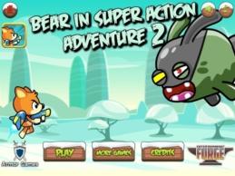 Супер приключения медведя