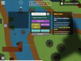 Сурвив ио: выживание
